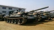 74式戦車@善通寺駐屯地