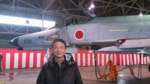 F-4EJ&日野真