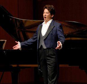 自分空間 » Blog Archive » オペラの空間ー「テノール歌手・吉見佳晃さん」